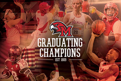Miami Athletics Announces Graduating Champions Campaign